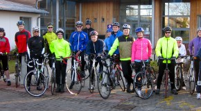 outdoor cycling sessions start 3rd March