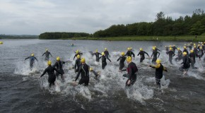 Lochore Meadows Sprint Tri Race Report