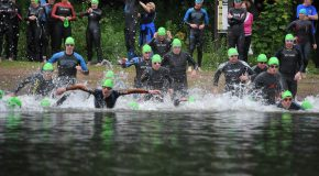 Triathlon Scotland National Sprint Triathlon 2017 Monikie – Roundup